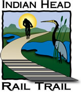 Rails to Trails logo