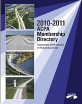 Concrete Pavement Association Directory